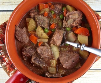Crock Pot Paleo Beef Stew