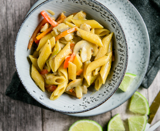 Thai Curry One Pot Pasta – außer Konkurrenz
