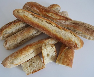 Pain baguette de tradition