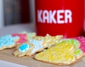 OPPSKRIFT PÅ SUGAR COOKIES+GLASUR
