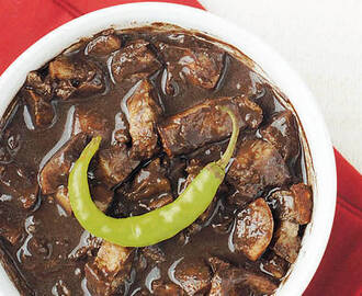 Ilocano's version of Dinuguan