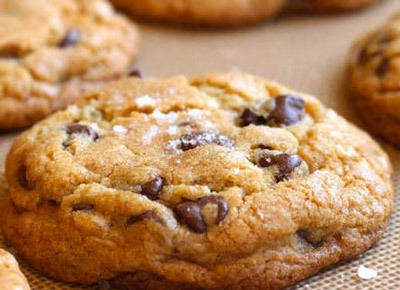 Resep Kue : Choco Chip Banana Cookies