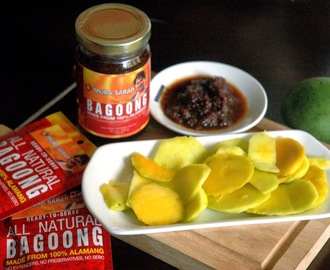 Food News: All Natural Goodness Straight From The Bottle with Mura Sarap Bagoong