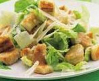 Chicken Caesar Salad Recipe