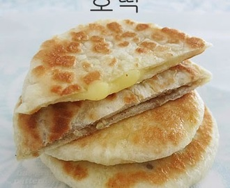 Korean sweet pancakes (Hotteok 호떡) - AFF Korea Apr 2014