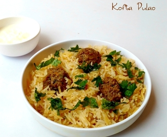Mutton Kofta Pulao Recipe | How to Make Kofta Pulao