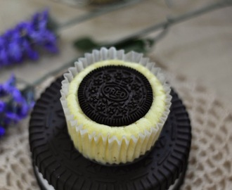 Oreo炼奶芝士迷你蛋糕 Oreo Condensed Milk Mini Cheesecake