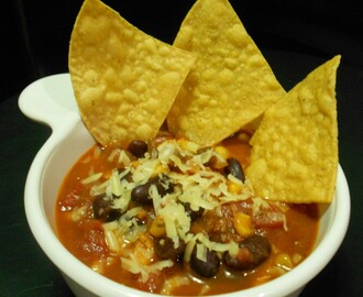 Chicken Enchilada Soup (Tex-Mex Recipe)