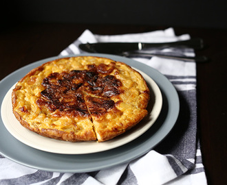 How to make Authentic Spanish Tortilla