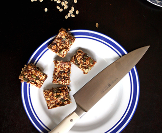 Energy Oat Bars