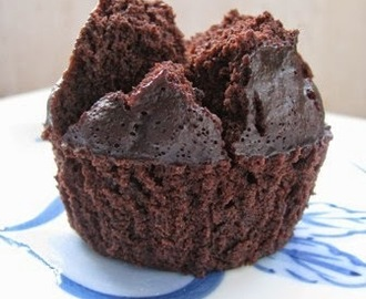 Gluten-Free & Eggless Chocolate Steamed Cake