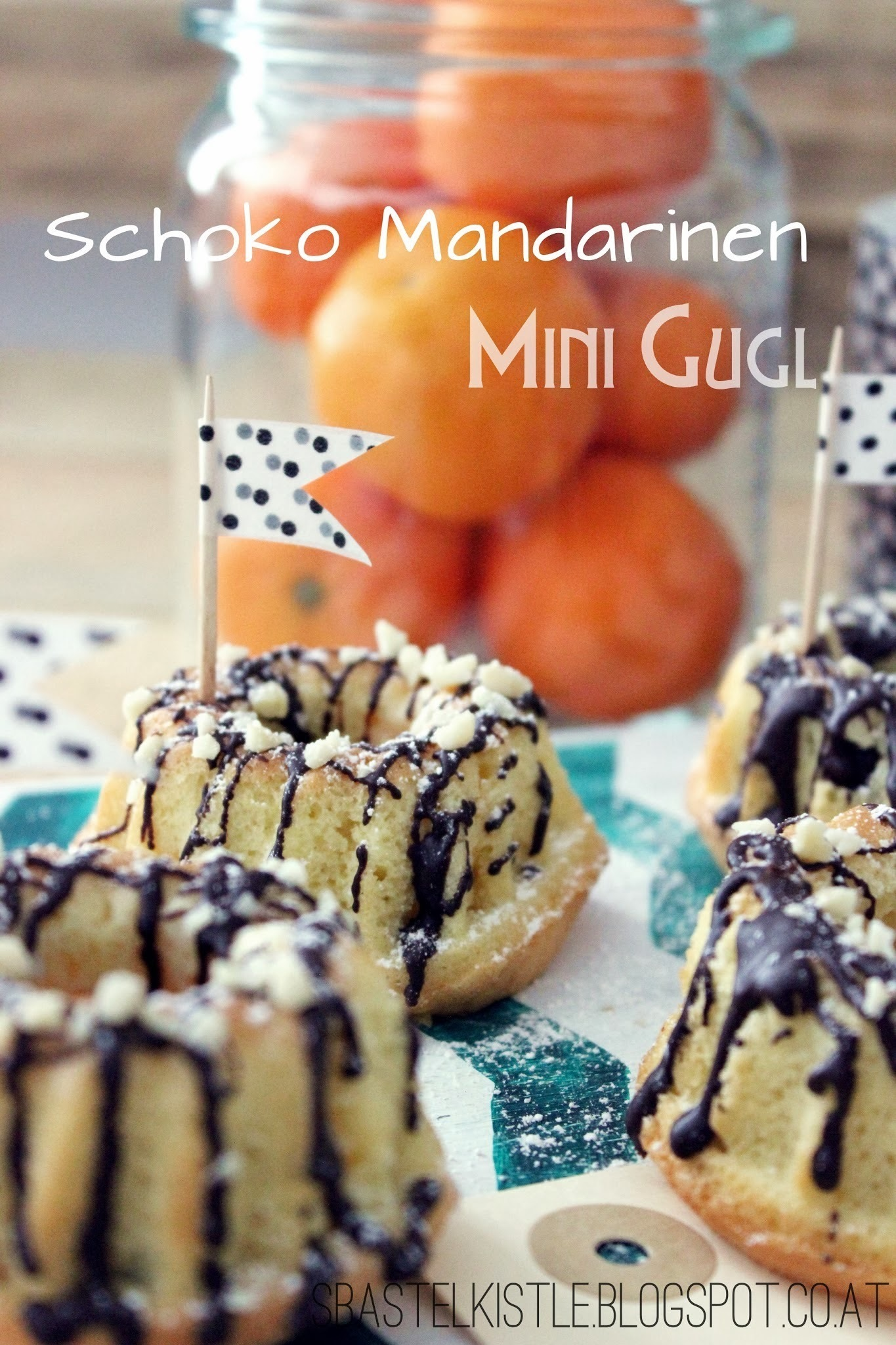 Schoko Mandarinen Mini Gugl