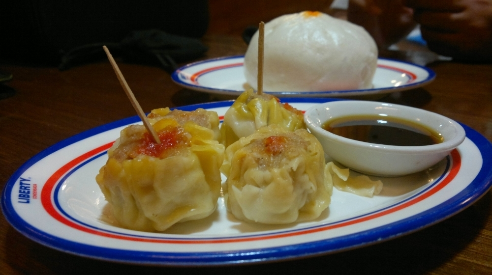 Dipolog City: Siomai and Siopao at Classic Dimsum