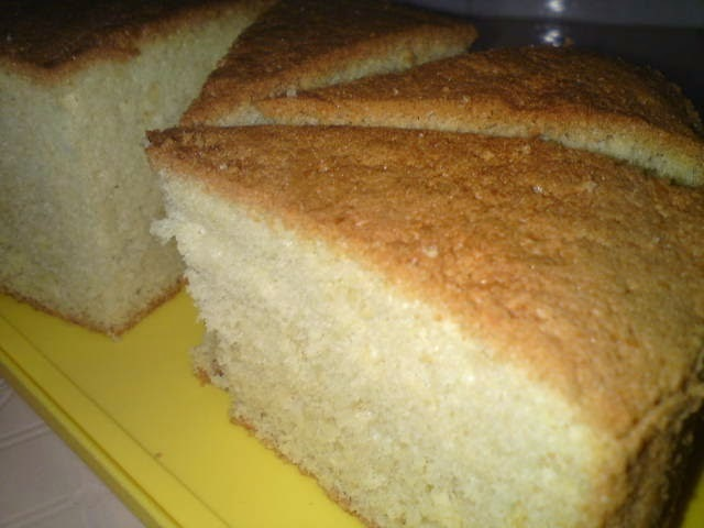 [Easy to Succeed] Basic Sponge Cake 容易成功的基础海绵蛋糕