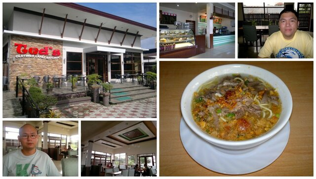 Iloilo City: Ted's Oldtimer Lapaz Batchoy (Diversion Road)