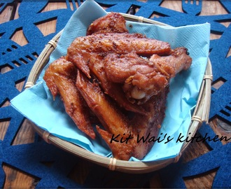 虾酱鸡 ~  Chicken with Prawn Paste