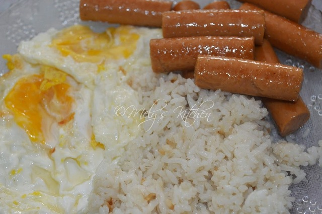 My Breakfast Today ( August 9, 2014)