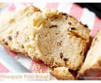 Pineapple Polo Bread Loaf
