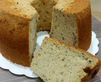 蜂蜜伯爵奶茶戚风蛋糕 / Honey Earl Grey Chiffon Cake