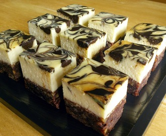 Brownie Marble Cheese