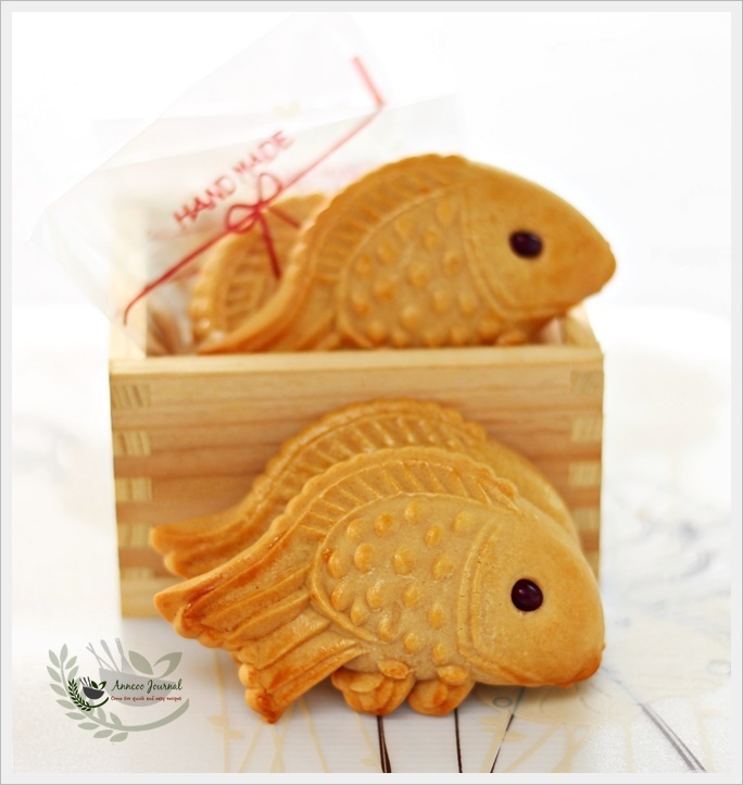 Mooncake Biscuits 公仔饼