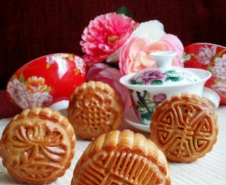 Traditional Mooncakes (Part II) 传统月饼 II