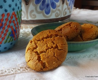 Ginger Nuts Recipe