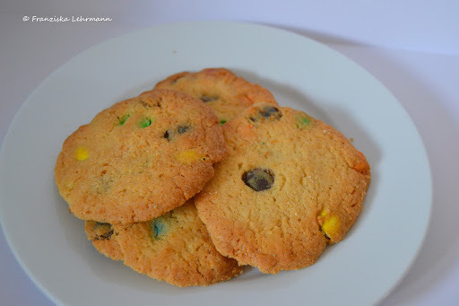 [Rezept] Chocolate Chip Chookies with M&Ms