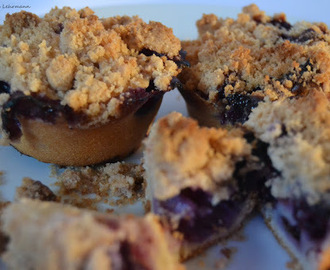 [Rezept] Manhattan Blueberry Muffins