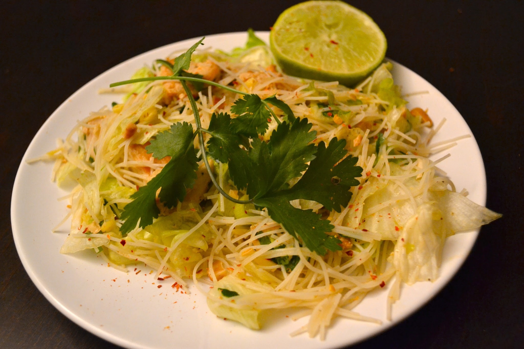 Savoury Wednesday: Asiatischer Glasnudelsalat