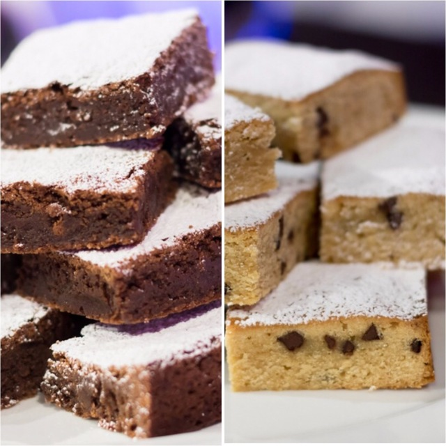 Brownies & Blondies