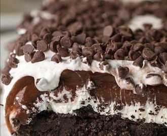 Chocolate Lasagna  Ingredients: - 1 package Oreo cookies - 6...