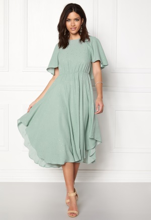 Y.A.S Dicca S/S Dress Jadeite S