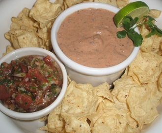 Chipotle Black Bean Dip