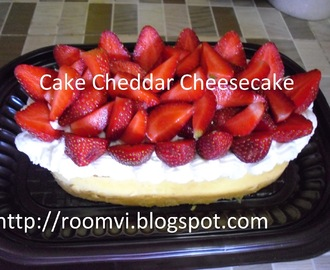 Cheddar cheesecake ekonomis/cotton cheesecake ekonomis