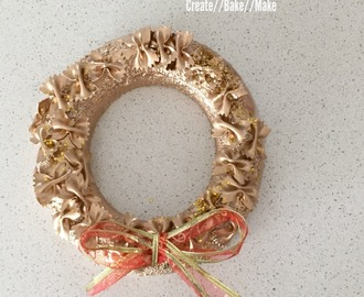 Christmas Craft for Kids – Festive Wreath