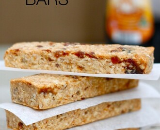 Paleo Apple Pie Bars