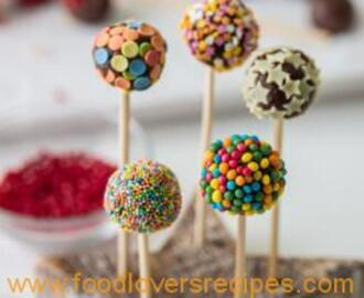 Easter Chocolate Lollies