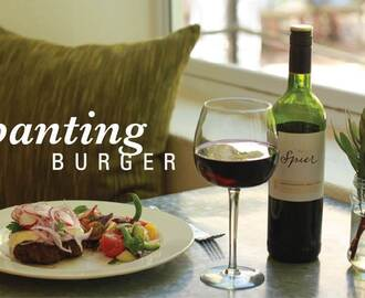 Banting Burger at Spier
