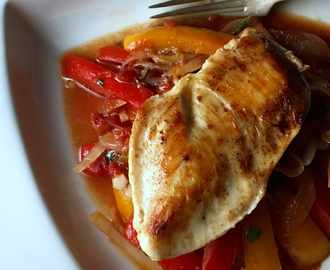 Chicken Peperonata - TODAY.com