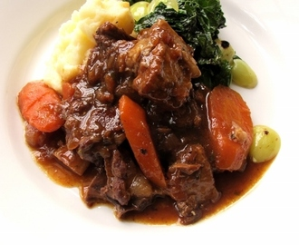 Cider Braised Beef Short-ribs