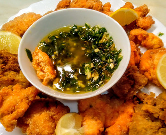 POHOVANA IKRA U MARINADI & FRIED MARINATED SPAWN