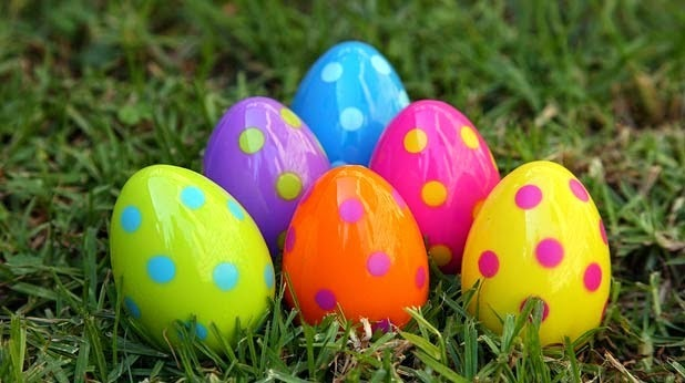 What's on this Easter Weekend