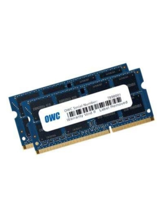 Other World Computing - DDR3L - 12 GB: 1 x 4 GB + 1 x 8 GB - SO DIMM 204-PIN