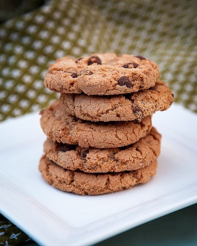 Resep Kue Lezat Good Time Choco Chip Cookies