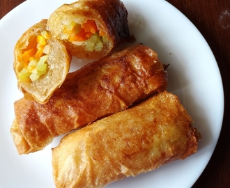 Fried Vietnamese Spring Roll