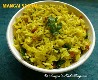 MANGAI SADAM / RAW MANGO RICE