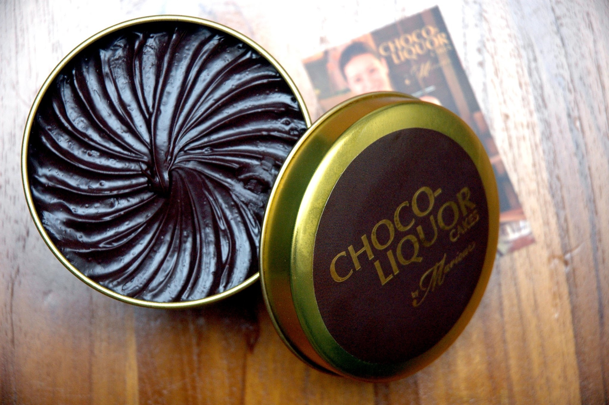 Pure Chocolate Indulgence: ChocoLiquor Cakes by Maricar