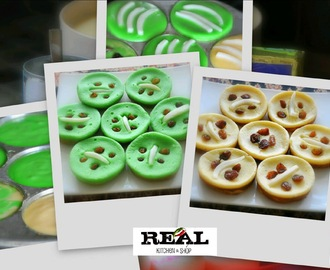 KUE LUMPUR made in LM