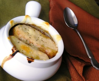 French Onion Soup....5 years in the making